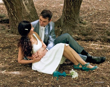 Wedding of the week: Daniela and Brent Wilson