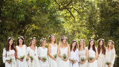 Wedding of the week: Rachel and Trent Adams
