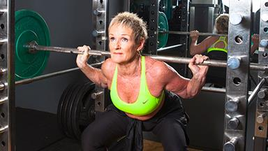 Your stories: Meet powerlifter Cherry Wilson