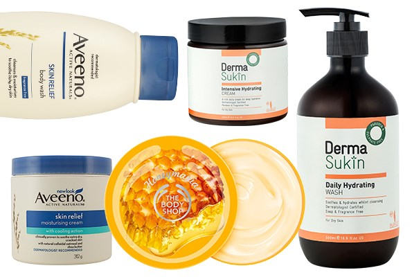 Try these ultra-moisturising skin products.