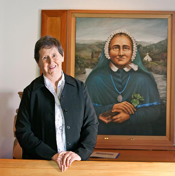 Sister Josephine always wanted to do something worthwhile with her life, and for her, that meant helping others.