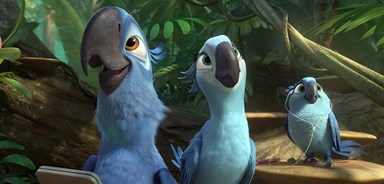 FILM REVIEW: Rio 2