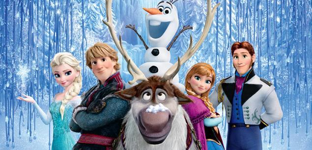 What's On Frozen movie
