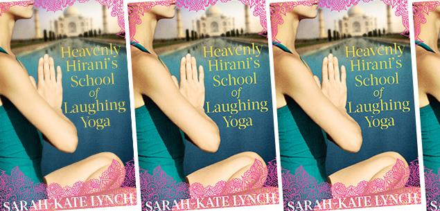 """""""Heavenly-Hirani's-School-of-Laughing-Yoga"""" book review"""