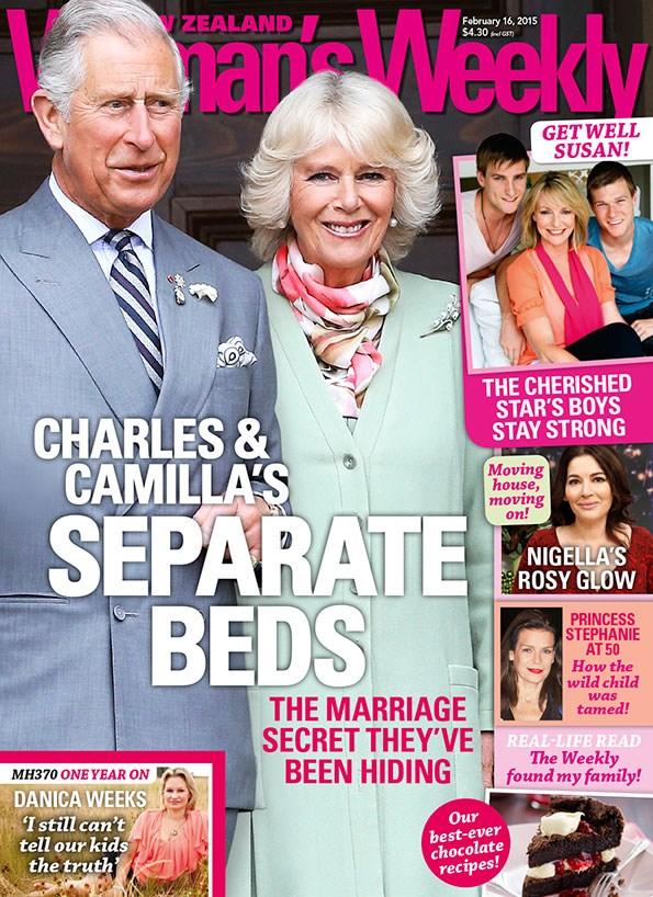 Prince Charles, Camilla, Royals