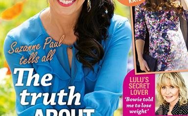 Suzanne Paul speaks out about menopause