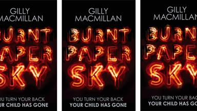 BOOK REVIEW: Burnt Paper Sky
