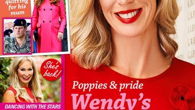 Wendy Petrie's heartfelt journey