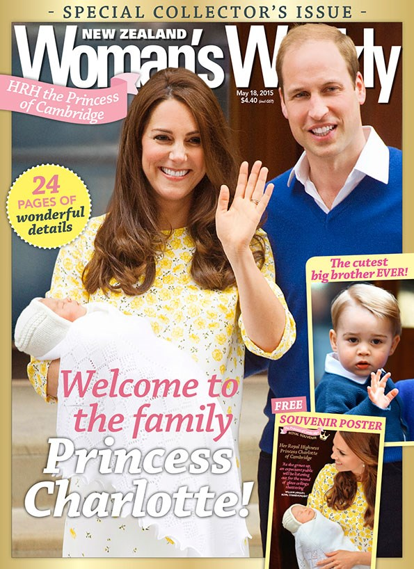 Princess Charlotte Cover