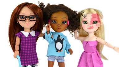 Toymakers release dolls with disabilities