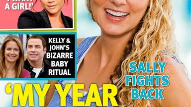 Sally Ridge: My year from hell
