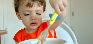 Dealing with children who are fussy eaters