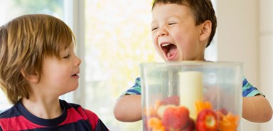 Healthy food ideas for kids
