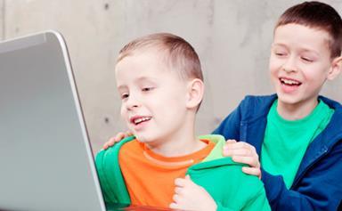 Keeping your kids safe online