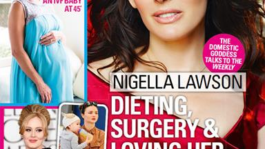 Nigella Lawson: dieting, surgery & loving her curves
