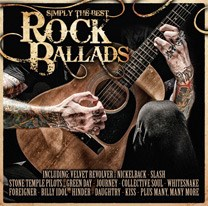 Album review - Simply the Best Rock Ballads