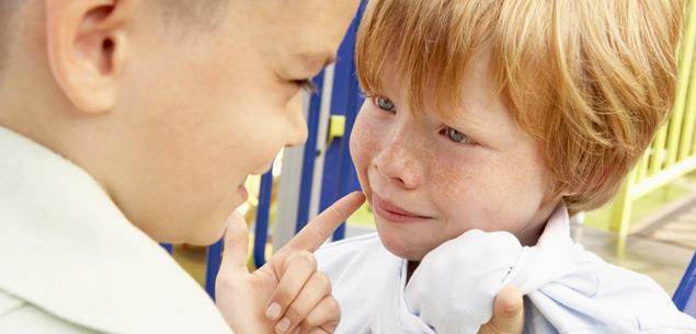 Is your child a bully?
