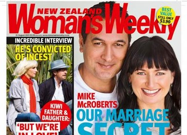 Mike McRoberts: Our marriage secret