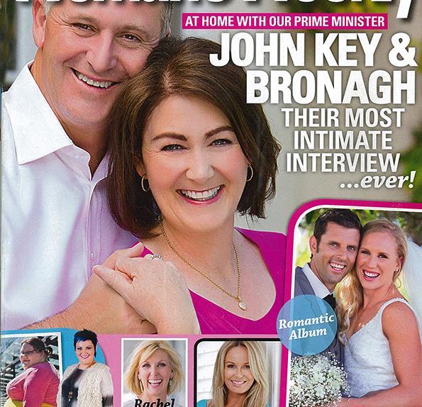 John Key cover