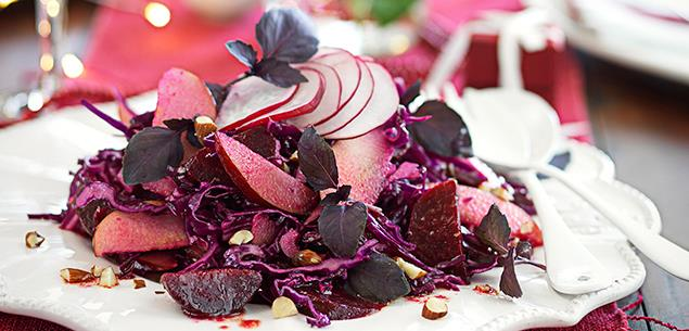 Recipes that celebrate red cabbage