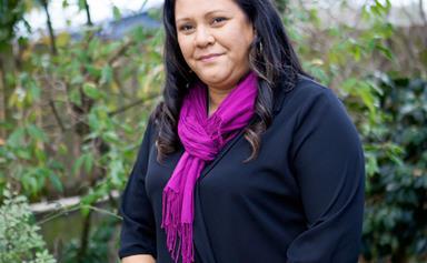 Women of Courage Award winner helping the homeless