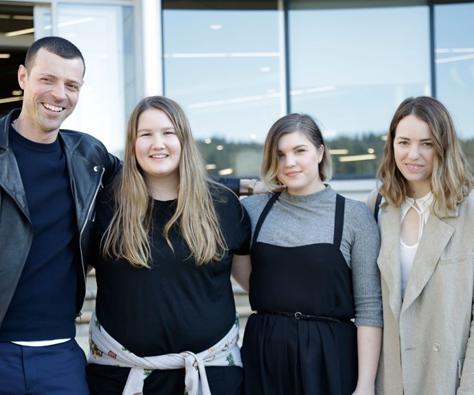 Fashion giant Glassons is giving emerging fashion designers a foot in the industry door with Otago Polytechnic collaboration.