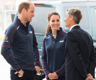 It takes a great deal of training to be one of Wills and Kate's trusted aides.