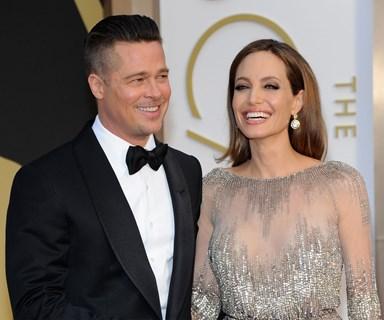 Brad & Angelina's honeymoon dramas