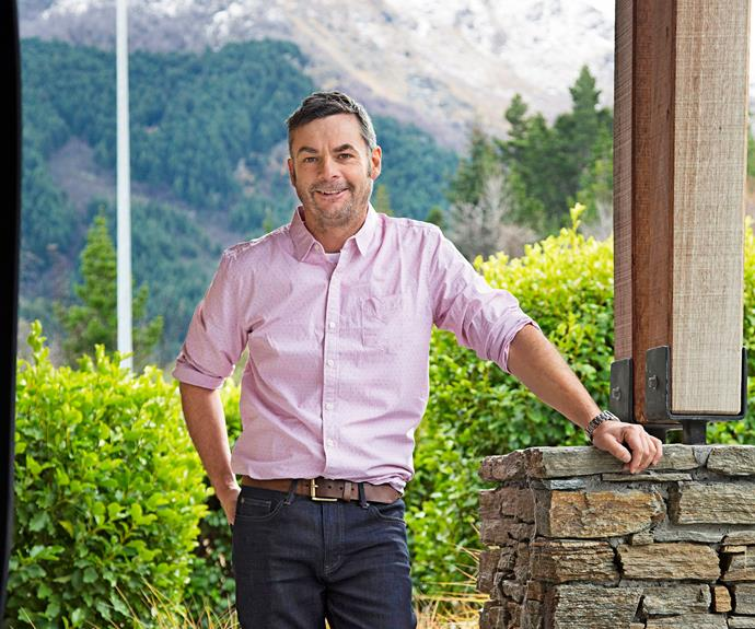 """Working as a tradesman has been an eye-opener for this famous Kiwi. """"It's been humbling,"""" he admits."""