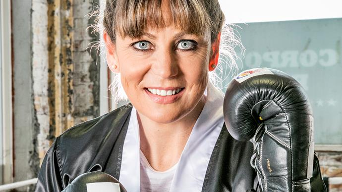Former Silver Fern Irene van Dyk is raring to go for the biggest fight of her life with the Fight for Life charity