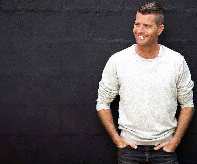 Pete Evans, superstar chef and Paleo diet advocate.