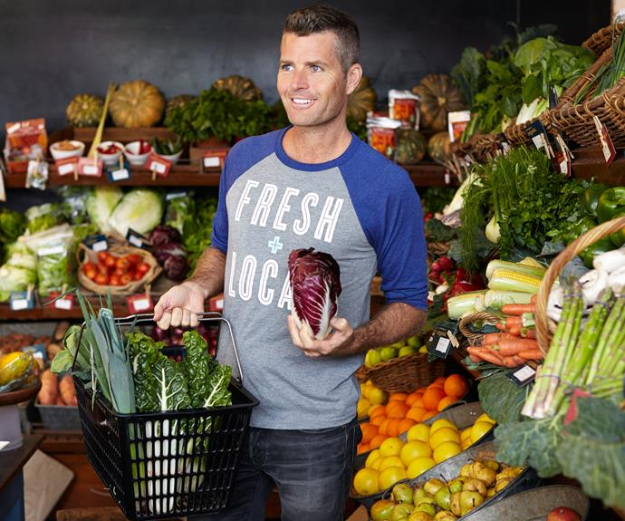 Pete Evans says food can be incredible medicine or the slowest form of poison, depending on what you choose.