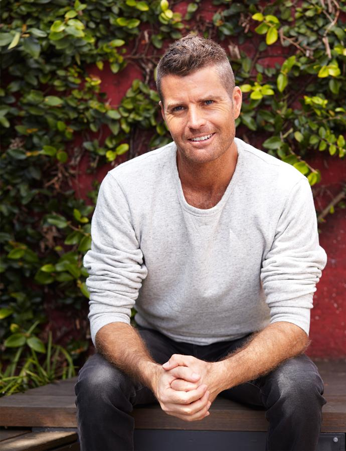 Pete Evans says he's been living Paleo for four years and that hnoestly he just keeps feeling better and better.