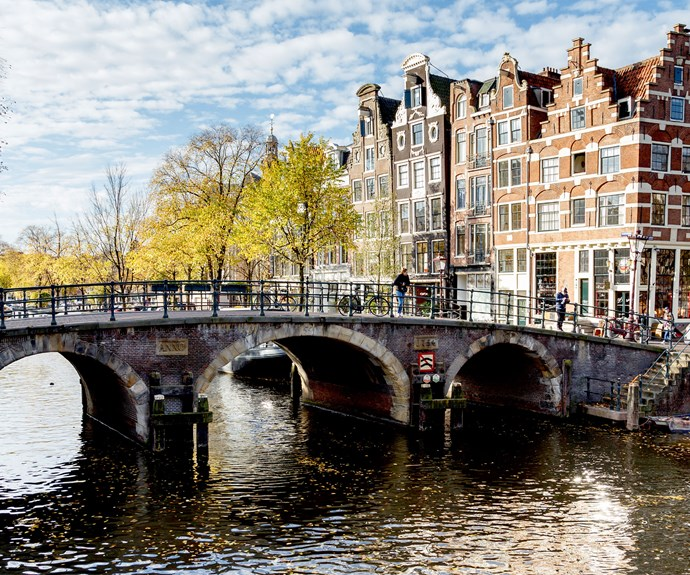 Amsterdam - a cosmopolitan city of canals and culture.