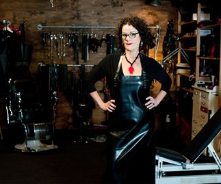NZ's highest-paid dominatrix talks Mary Brennan sheds light on the New Zealand sex industry and her new book Some Kind of Fantasy