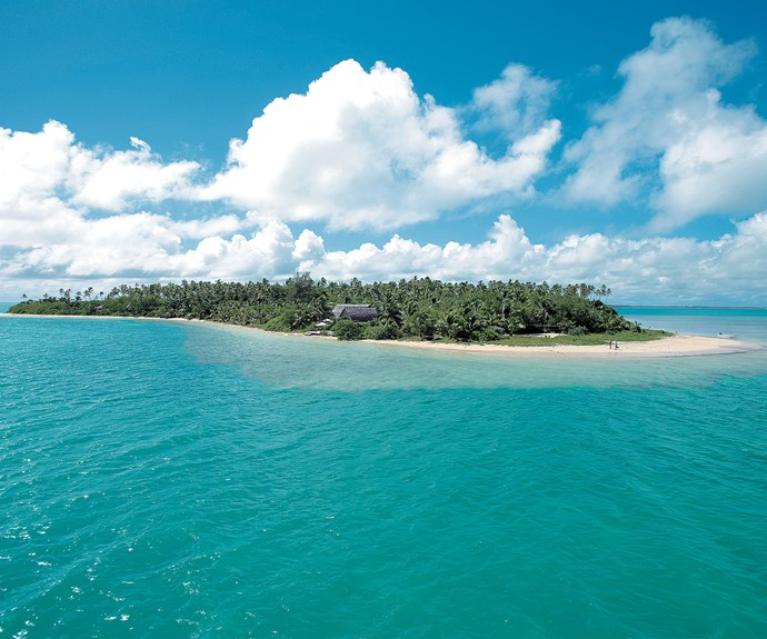 With no television, limited internet and zero hustle and bustle, there is nothing to do in Tonga but relax.