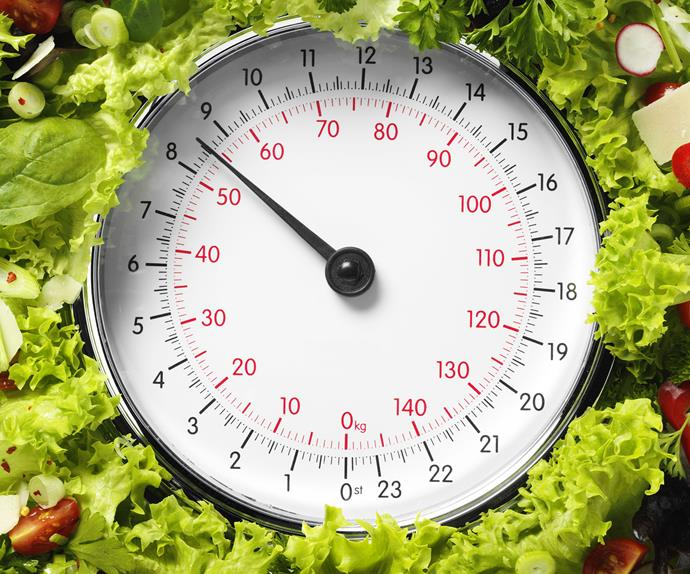 Calorie counting and weight loss answers