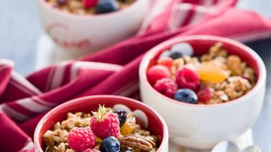 The healthiest choice in muesli