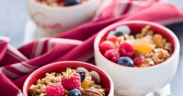 The healthiest choice in muesli | Good Health Choices