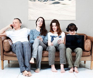 The technology hurting your family