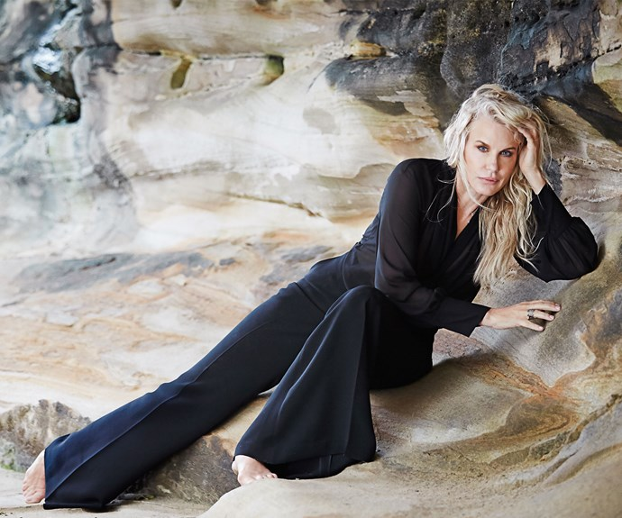 Eighties icon Daryl Hannah on autism, anxiety and fame