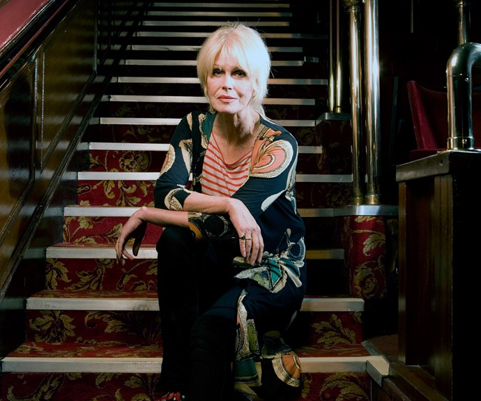 "**Joanna Lumley, 69.** Actress and human rights activist Joanna Lumley was in her mid-50s when she became a grandmother – and is confident she is one of many shattering stereotypes about grannies. ""In the past you hit 40, you got a perm, put on flat shoes and wore a roll-on [corset],"" says the Absolutely Fabulous star, who ""adores"" being a nana to Alice, 12, and Emily, 10. Her secret to style is choosing ""clothes that enhance you, reflect your personality and look charming from the front and back."""
