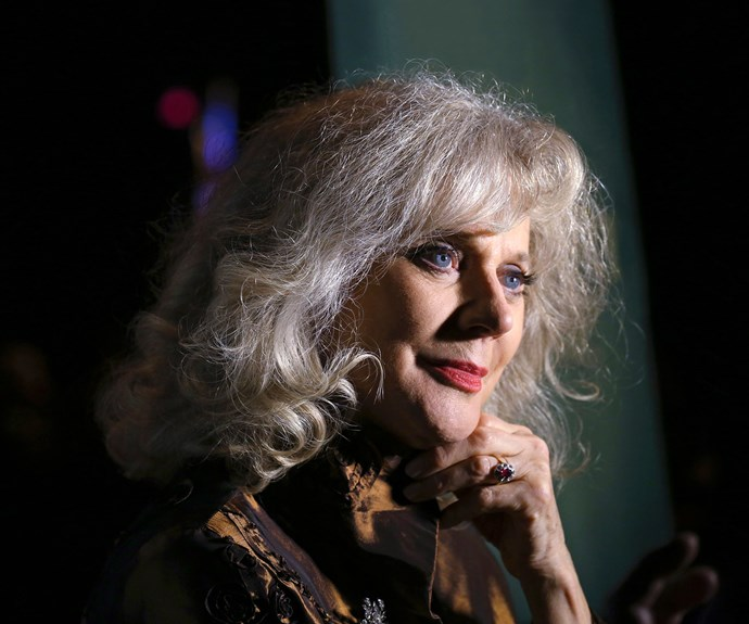 "**Blythe Danner, 72.** To most people Blythe Danner is an actress best known for her work on *Will and Grace* and *Meet the Parents* – and for being Gwyneth Paltrow's mum. But to her grandkids, the stylish screen star is simply 'Lalo', their name for the woman who happily gets on all fours to play hide and seek, loves being goofy, and who believes the children in her life are what keep her looking so young. ""You feel like a child again yourself, just walking on air,"" she says of being a grandparent to Apple, 10, Moses, nine, and son Jake's daughter, two-year-old Whistler. ""Being a grandmother is probably the most important thing to me."""