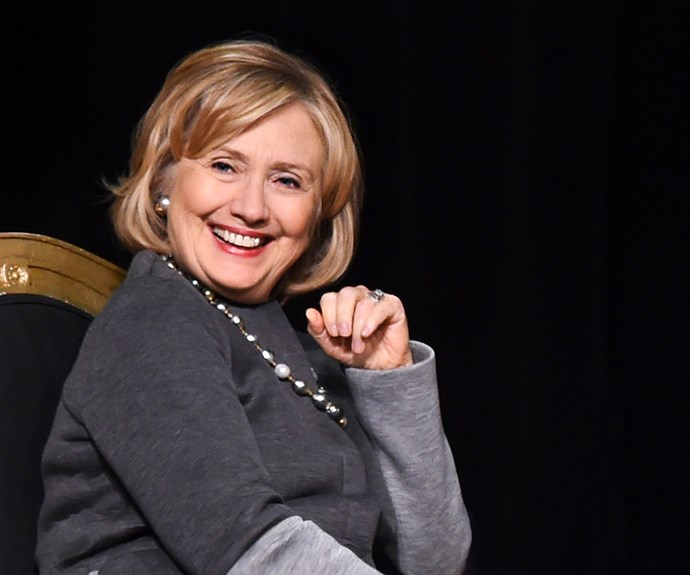 "**Hillary Clinton, 67.** She's known for her love of a good trouser suit, but America's most famous grandmother has established an elegant mode of power-dressing over her years in politics. And as she juggles her role of doting nana to seven-month-old tot Charlotte with her bid to become the first female president of the US, Hillary Clinton's practical but polished style will serve her well. ""At some point [my appearance] is just not something that deserves a lot of time and attention,"" says Hillary, who once lambasted an interviewer for asking who her favourite designer was, saying it was not a question a man would be asked (although Oscar de la Renta, Nina McLemore and Susanna Chung Forest would likely make the list)."