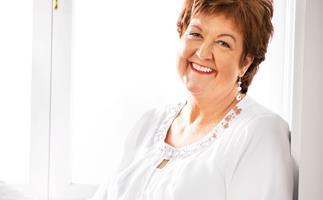 Jo Seagar celebrates turning 60.