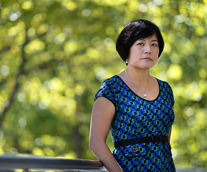 Dr Caroline Tan won a sexual harassment case against Melbourne neurosurgeon Dr Chris Xenos.