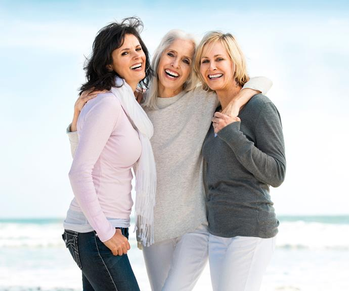 """""""There are lots of things that get better as we age, and one of these is emotion regulation."""""""