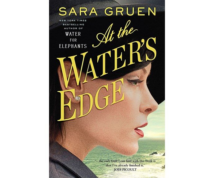 BOOK REVIEW: At the Water's Edge