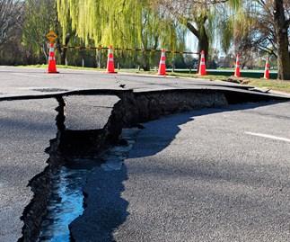 Christchurch earthquake