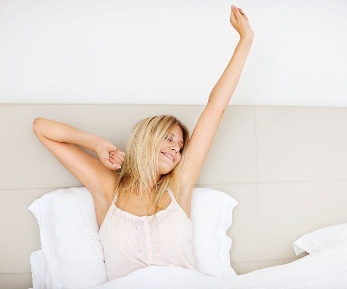 Getting up early has added health benefits.